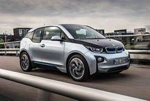 BMW i3 / BMW i3 - BMWs first electric car in production