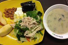 Diet Menu / daily lunch menu / by Junghee Yang