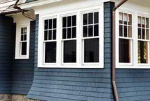 Gutters / Residential gutter restoration