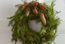 Jul Blommor/dekoration