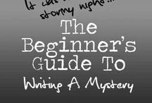 Writing How-to: Mystery