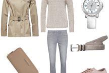 Outfits für Stadt