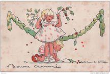 Liliane de Christen / Bonne année