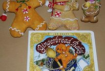 Gingerbread Theme - Preschool / Gingerbread theme activities, lessons, crafts and more! #gingerbreadtheme #preschoolgingerbread #gingerbreadforkids #gingerbreadman #gingerbreadactivities #preschoolchristmas #christmasparty