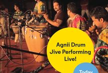 Live Performance by Agnii
