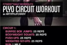 FitMiss Workouts / by Rosa Fetty