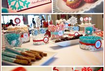 Luke's 1st birthday ideas / by Ashley Harper