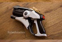 Gun Futuristic