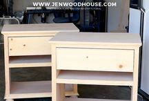 Woodworking (Bedroom) / by Amanda Standiford