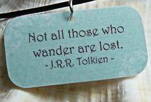 What I am... / What I am...dreamer, creative, introvert, INFJ...