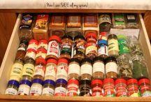 Spices storage
