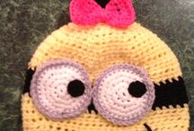 czapki crochet