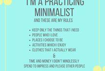 minimilist tips