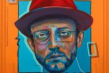 my paintings / art streetart design paintings youngart