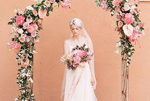 Floral Rosa Lila