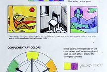 teoria del colore