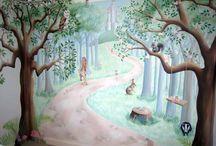Margelie onderste woud kamer