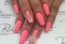 Nails / Summer nails
