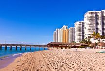 Miami / Golden beaches, superb restaurants and a feast of art deco, infused with a Cuban-inspired vibe. http://www.secretearth.com/destinations/139-miamis-south-beach