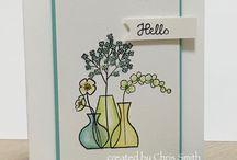 SU watercolour vases