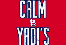 Let's go Cards! / Cardinals baseball baby!