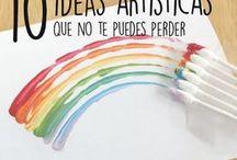 ideas artísticas