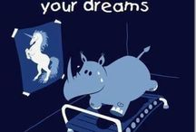 Rhinos are just fat unicorns / We take a lighthearted look at all the similarities between rhinos and unicorns.