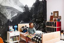 Gracie's Bedroom