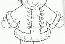 Pôle nord : activités