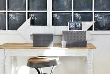 Upcycled Chalkboards & Frames
