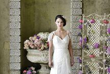 A Secret Affair Jet Deco 2014 Collection / Terry Fox Wedding Gowns Jet Deco Collection