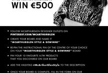 McArthurGlen style to Win / #McArthurGlenStyle