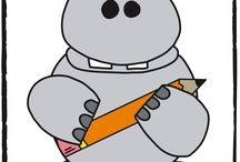 Healthy Hippo / Healthy Hippo helps you teach your child about healthy habits, like nutrition, exercise and even brushing your teeth. http://charactersofcharacter.org/index.php/healthy-hippo/