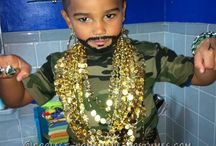 A-Team - Mr. T Costume / Stay in touch on Facebook! https://www.facebook.com/maskerix/