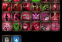 Game Skill Icons