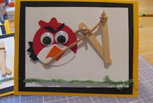 Jacob Angry Birds Birthday / by Nichole Doonan