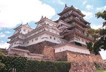 Japanese Castles / by Benjamin Sullivan
