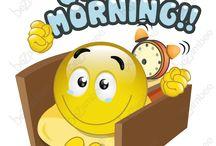 Buna dimineata