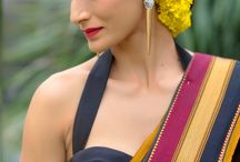 Handloom sari shilpa Reddy