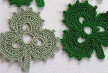 *Crochet - Irish inspired