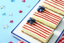 {The official July.Recipes group board} / 4th of July and Summer Recipes - Leave a comment if you would like to join us on our mission to become the largest 4th of July board on Pinterest!