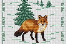 cross- stitch patterns / any cross-stitch things