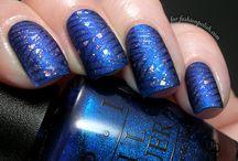 Just Nails / Awesome nail designs. Need I say more? / by Theresa Paesani
