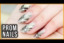 Prom Nails / Get Ready for the #prom with our services.  586 Main St  Lynnfield, MA 01940 781-342-5397