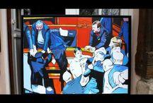 Grand Palais Paris - Art en Capital / Sélectionnée par le jury de la Société des Artistes Français en section photo,  sera présente sous la verrière prestigieuse du Grand Palais de Paris du 25 au 30 novembre 2014 avec une œuvre photographique, temps de paix La Société des Artistes Français héritière directe de ce salon créé par Colbert pour le Roi a traversé toutes les époques, entraînant dans son sillage les plus grands noms d'artistes: Delacroix. Ingres Manet Rodin Claudel, barthodi, Dufy, Picabia ...furent des sociétaires.