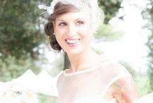 Bride Portrait / Wedding photo shoot