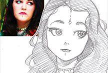 Desenhos de pessoas