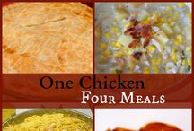 Wholly Chicken / Whole Chicken Recipes