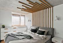 Yatak odası iç mekan