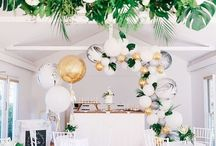 Candy bar Deco